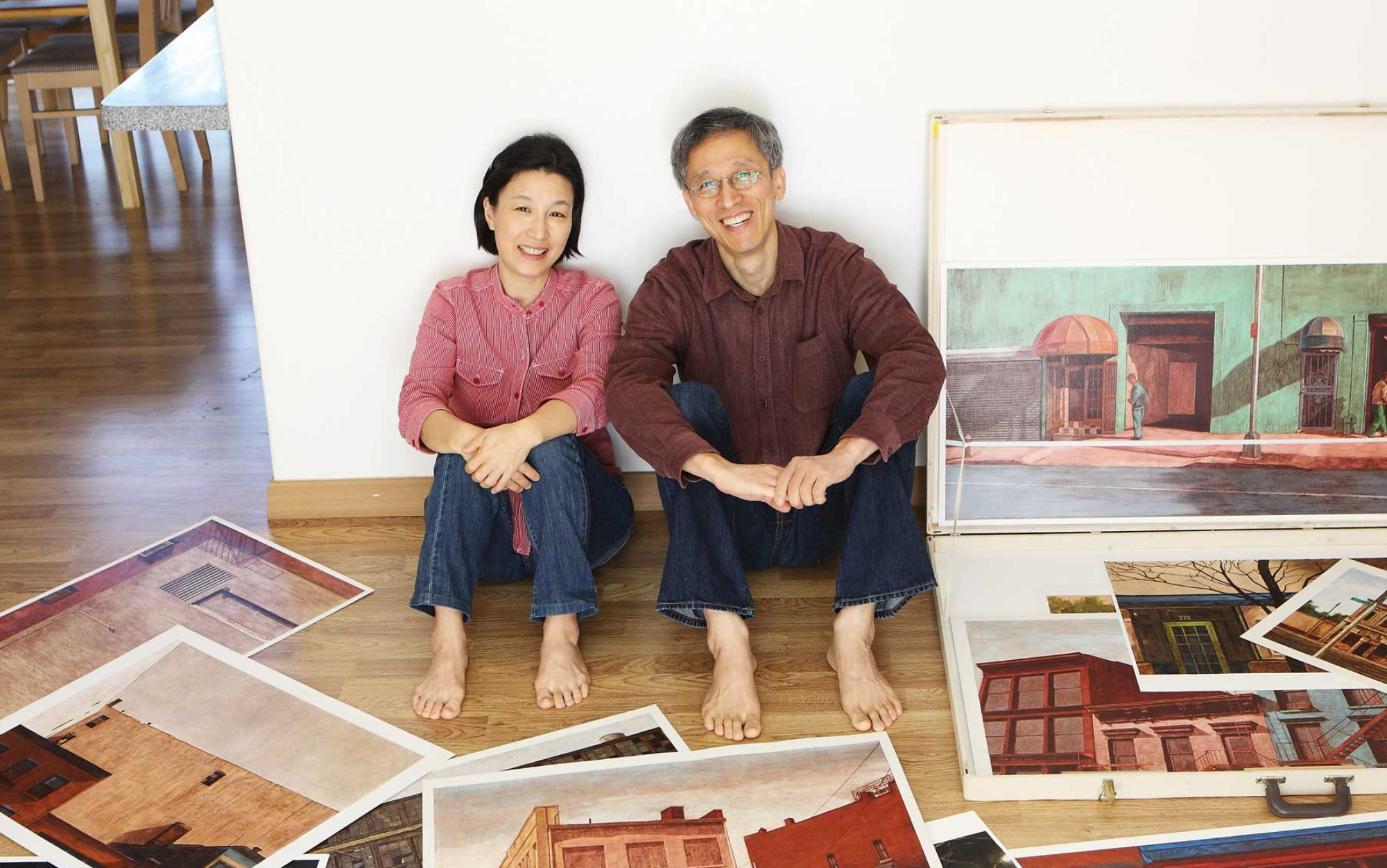 이담, 김근희의 책과 그림